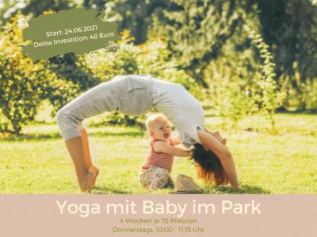 Yoga mit Baby Mülheim an der Ruhr